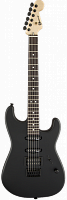 Charvel® USA Select San Dimas® Style 1 HSS HT, Rosewood Fingerboard, Pitch Black