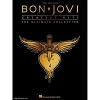 MusicSales HL00307226 - BON JOVI GREATEST HITS ULTIMATE COLLECTION PVG... Мюзиксэйлс