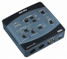 Creative Professional E-Mu 0404 USB USB 44, 22, Mic/Inst (+48), S/PDIF IN/OUT (optocal/coaxial)